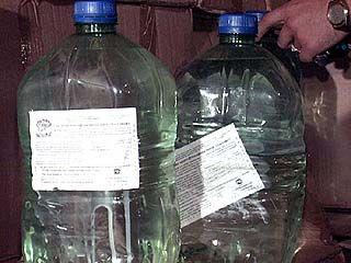 Изъято более 2.000 литров спиртосодержащей жидкости