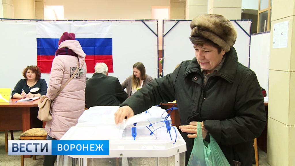 Масштабная явка. Как Воронеж и область проголосовали на выборах президента страны