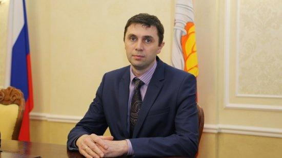 Сергей Петрин стал исполняющим обязанности первого вице-мэра Воронежа