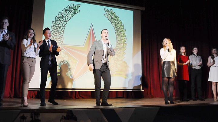 В Воронежском опорном университете накануне Дня защитника Отечества устроили масштабный концерт