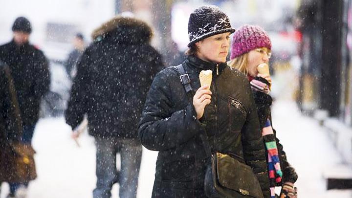В Воронежской области на выходных потеплеет до +5 градусов