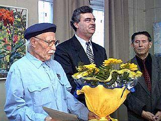 К 80-летию Николая Трунова открыта его персональная выставка