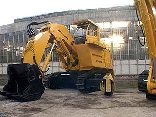 К концу 2007 года экскаваторный завод выпустит 100 машин