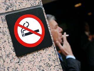К ответственности курильщиков можно будет привлечь при наличии заявления и двух свидетелей