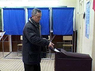 К полудню на избирательные участки пришли 499.264 жителя Воронежской области
