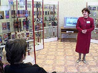 """К юбилею """"Никитинки"""" в библиотеке открыт видеозал"""