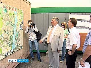 К юбилею Воронежа обещают отремонтировать часть окружной