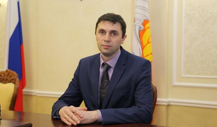 Руководителем управления ЖКХ воронежской мэрии стал Сергей Петрин