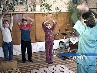 Кабинет лечебной физкультуры появился на базе Новокриушанской больницы