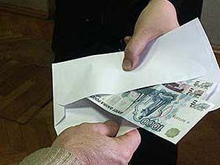 Как часто россиянам приходится давать взятки?