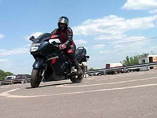 Как сдают на права воронежские мотоциклисты?
