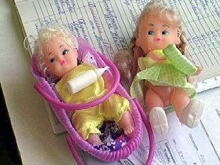 Какими игрушками играют воронежские дети?