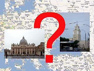 Какова связь между Воронежем и Ватиканом?
