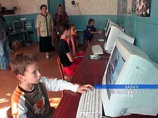 Калачеевская школа ╧4 отметила 95-летний юбилей