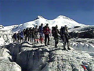 Калачеевские альпинисты покоряют Кавказ
