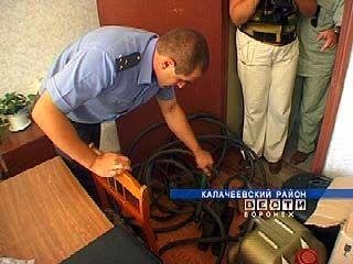 Калачеевские милиционеры предотвратили хищение на АЗС