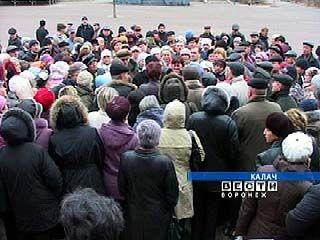 Калачеевские продавцы недовольны повышением налога на вмененный доход