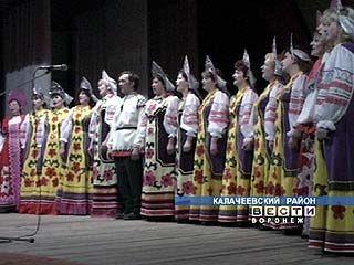 Калачеевские животноводы участвуют в конкурсах