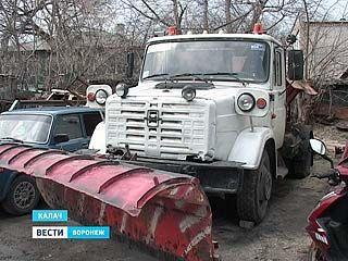 Калачеевским коммунальщикам липовый договор на уборку снега влетит в копеечку