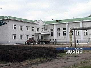 Калачеевский интернат получил в пользование новый учебный корпус