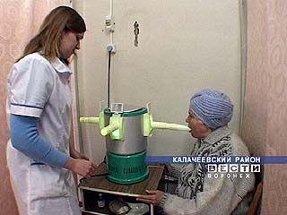 Калачеевский пансионат стал пристанищем для 178 пожилых людей