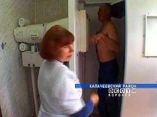 Калачеевский район борется с туберкулезом