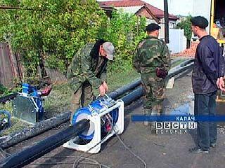 Калачеевцы будут пить воду из артезианской скважины