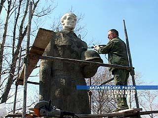 Калачеевцы решили установить свой памятник русскому солдату