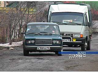 Калачеевцы страдают от одной из вечных российских бед