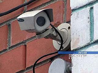 Камера наружного наблюдения зафиксировала нападение