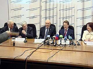 Кандидатуру Алексея Гордеева в Столице Черноземья утвердили единогласно