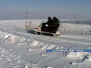 Катание на снегоходе без регистрации может закончиться штрафом