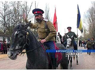 Казаки пройдут по местам боев Великой Отечественной Войны