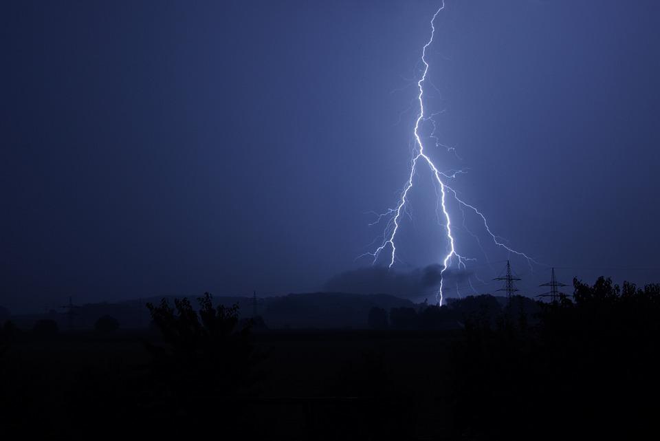 Спасатели предупредили жителей Воронежской области о сильных дождях и грозах