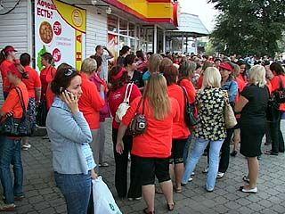 """Киоск """"Робин-Сдобин"""" на Кольцовской снесут в ближайшие дни"""