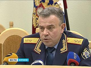 Кирилл Левит: работа в Воронеже отличается большим количеством экономических преступлений