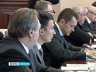 Кластерная политика в Воронежской области будет активно развиваться