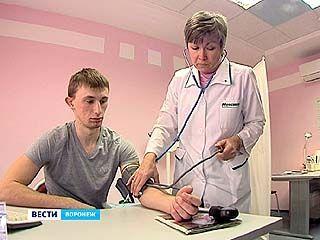 Количество онкологических больных в Воронежской области продолжает расти