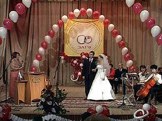 Количество свадеб в Россошанском районе увеличилось в 4 раза