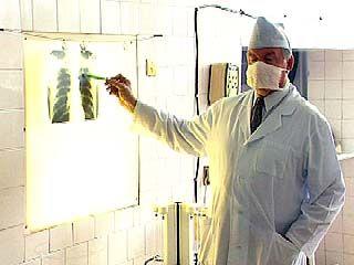 Количество заболевших туберкулезом в регионе стремительно растет