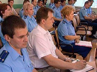 Коллегия Следственного управления прошла в Воронеже
