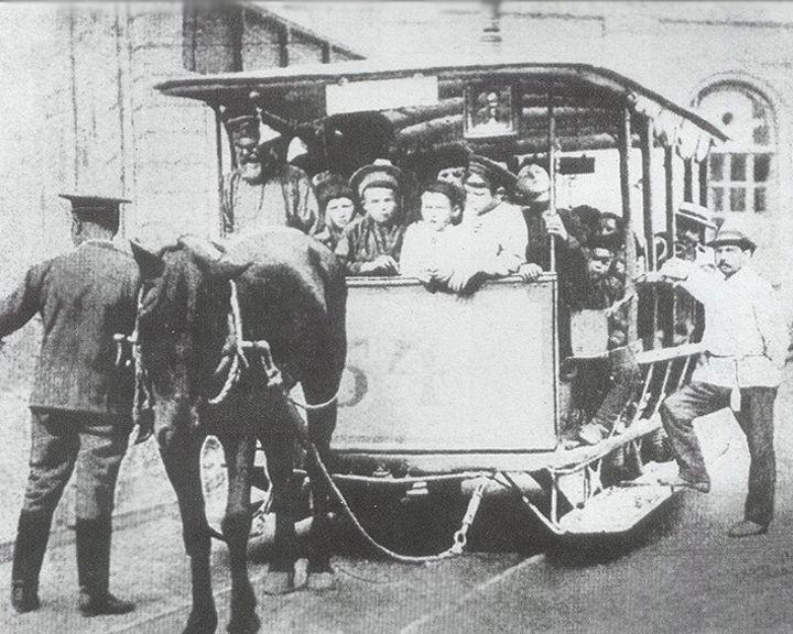Колёса и копыта — история воронежского городского транспорта: от извозчиков до троллейбусов