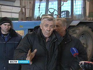 Коммунальщики Коминтерновского района объявили забастовку