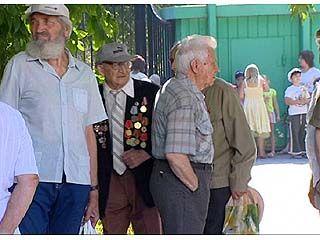 Коммунистический добровольческий полк Воронежа празднует очередную годовщину