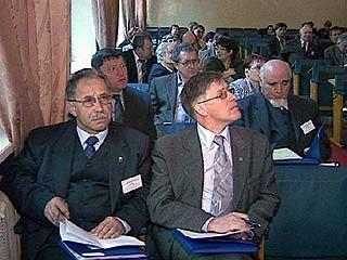 Конференция по биотехнологиям для сельского хозяйства проходит в Воронеже