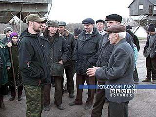 Конфликт в селе Краснолипье Репьевского района разрешился