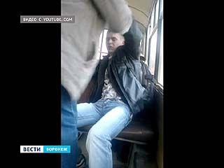 """Конфликт водителя и пассажира воронежской маршрутки """"взорвал"""" Интернет"""