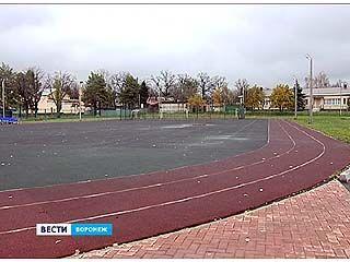 Контрольно-счетная палата: стадион на территории школы ╧56 выполнен кустарно