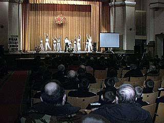 """Концерт """"День ратной славы"""" состоялся в Доме офицеров"""