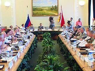 Координационный совет рассмотрел эффективность работы с гражданами
